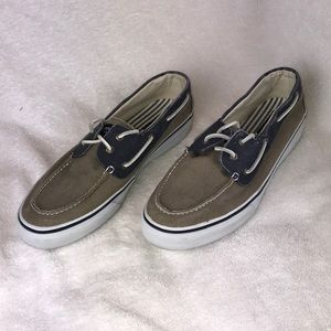 Sperry Top Sider Two Tone Boat Shoes